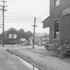 Pennsylvania Freight Station at Sixth and Walnut streets in Shamokin.