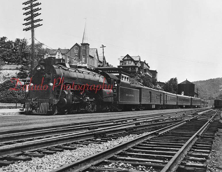 Train in Tamaqua.