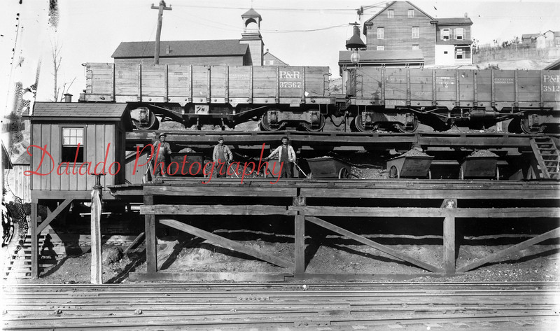Spruce Street train yard- This was located along Pearl Street.