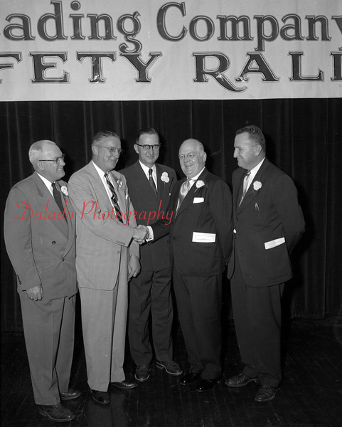 (11.05.53) Reading R.R. Safety meeting.
