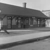Mount Carmel train station.