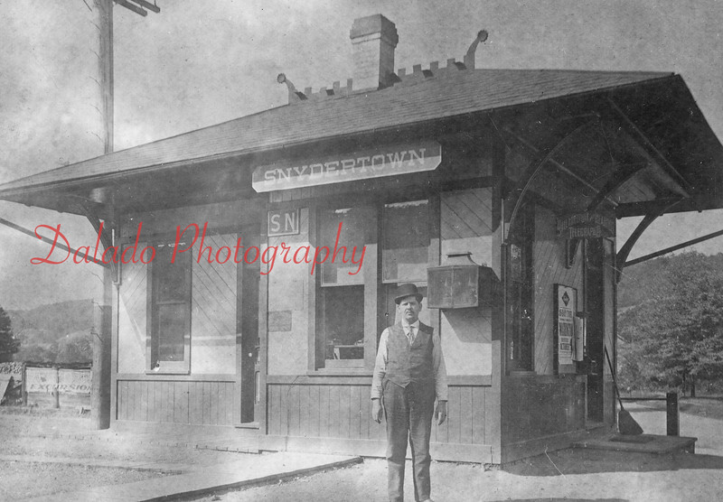 Snydertown Station.