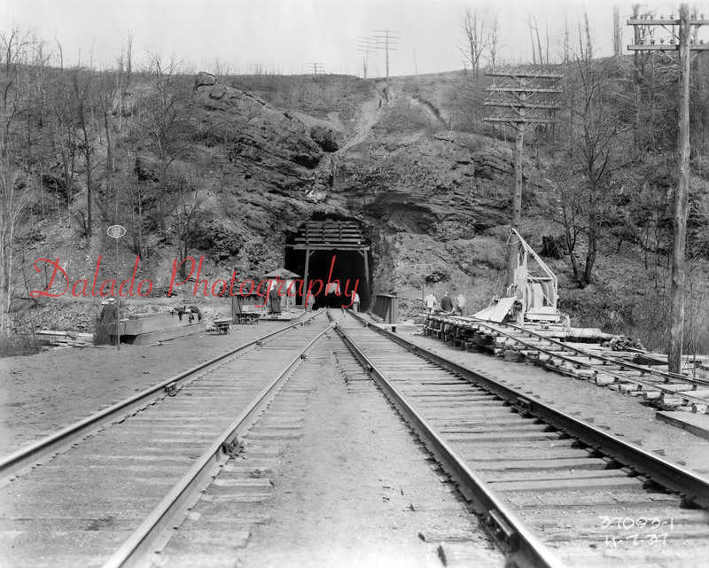 Tamaqua Tunnel.