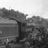 Reading train 2124 in Shamokin.
