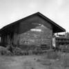 (1970) Freight station in Frackville.
