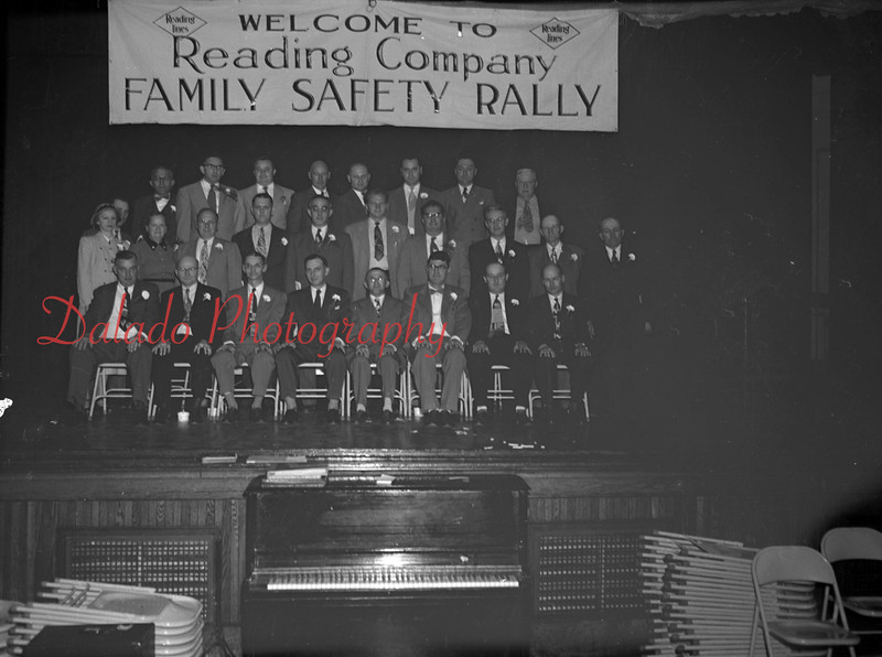 (10.04.1951) Reading Co. Family Safety Rally.