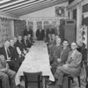 (03.10.55) Reading men meeting at Cox's Restaurant in Elysburg.