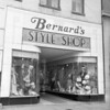 (March 1964) Bernard's Style Shop.