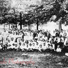 """(7.4.1919) """"This was taken at the church between the Second and Third Patch of Bear Valley."""""""