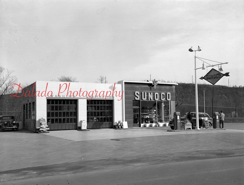 Sunoco Station, unknown location.