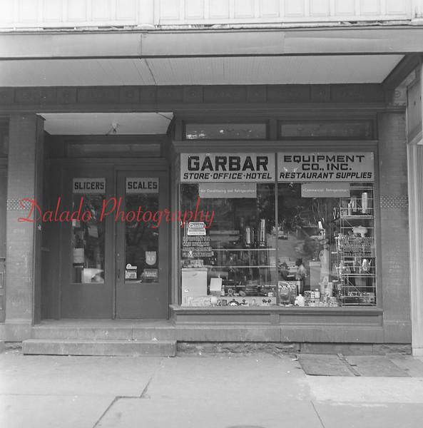 (1964) Garber Equipment.