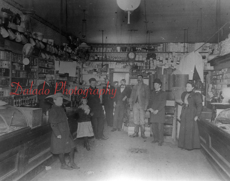 Unknown store.