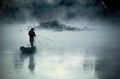 Kayapo Fisherman.