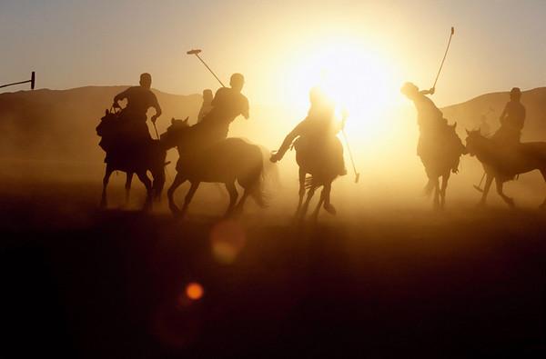 Mongolian Polo