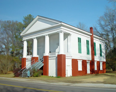 Dayton Methodist Church
