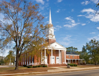 Camden Baptist Church