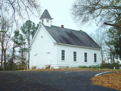 Mormon Church, Magnolia, Alabama