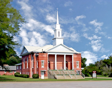 Thomaston Baptist Church, Thomaston, Alabama