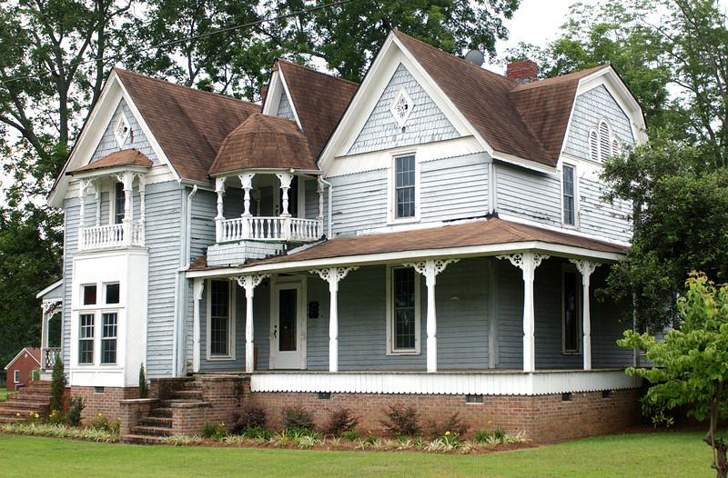 Historic Johnson House Yatesville