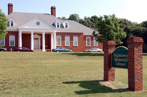 Hightower Memorial Library