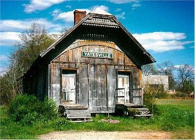 Yatesville Depot