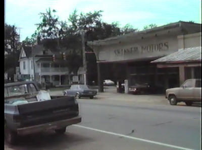 Skinner Motors, Thomaston, located on 2nd Avenue.