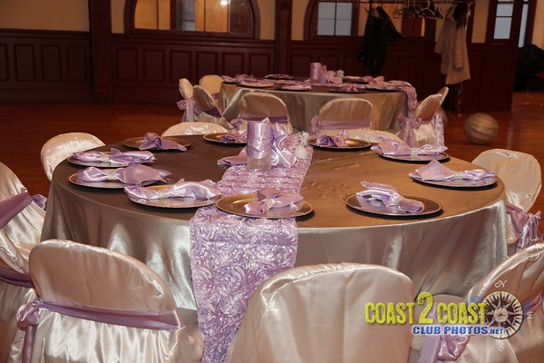 Thomiyah's elegant eight party