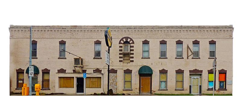 Ward Hotel Main Street View 1.13.2018