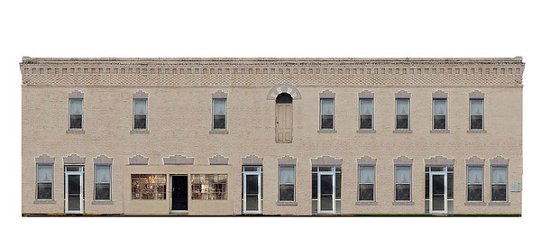 Ward Hotel Main Street - Restoration Phase One