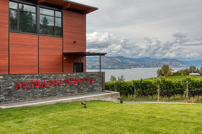 Moraine Winery, Penticton, BC