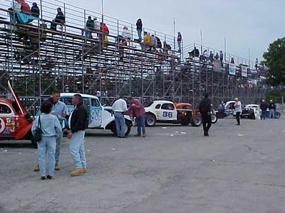 Thompson Speedway 6-21-2001