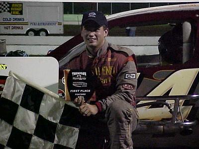 Thompson Speedway 8-7-2003