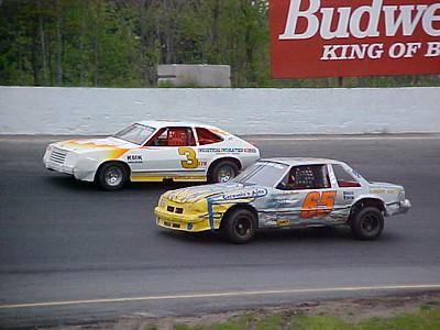 Thompson Speedway Family Fun Night 2003