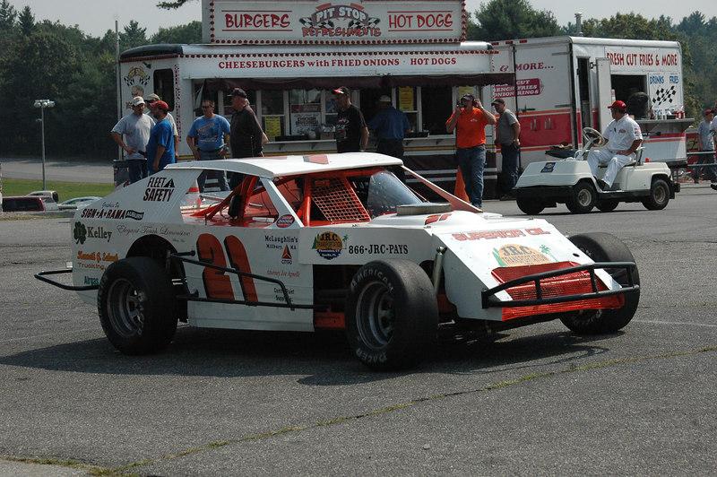 Thompson 300 2006 Trevor's stuff 002