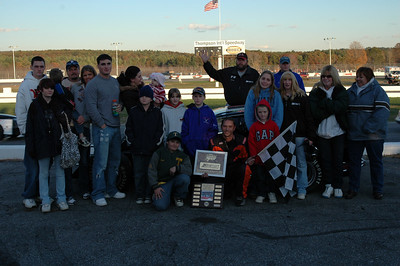 Thompson World Series 2006 Victory Lane