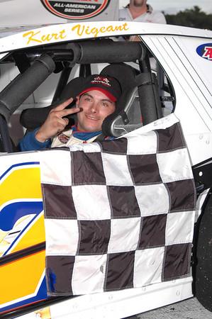 Thompson Speedway 8-9-2007 Victory Lane