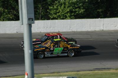 Thompson Speedway 5-27-10 Action