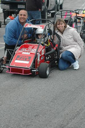 World Series Sunday 1/4 midget racing