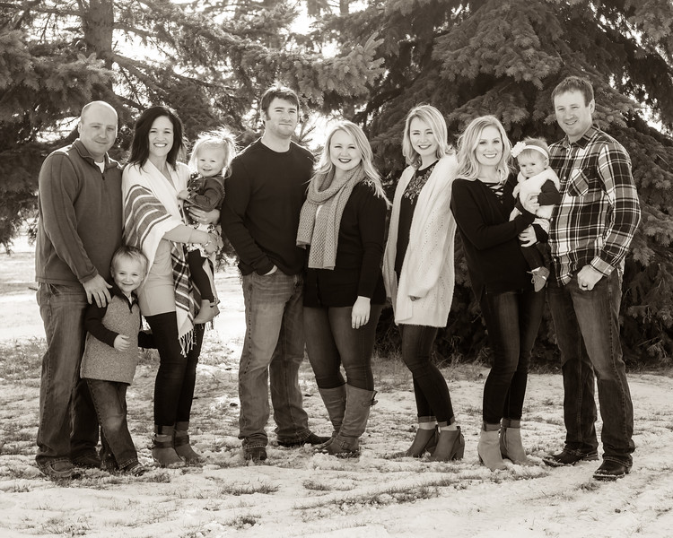 Thompson family 2017
