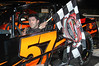 Thompson 5-12-11 Victory Lane :