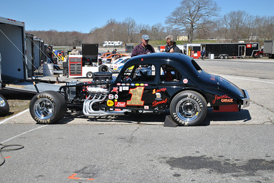 Thompson Speedway 4-7-2012 Practice Dale