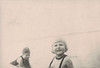 1929 August Nancy & Christine Bridgett