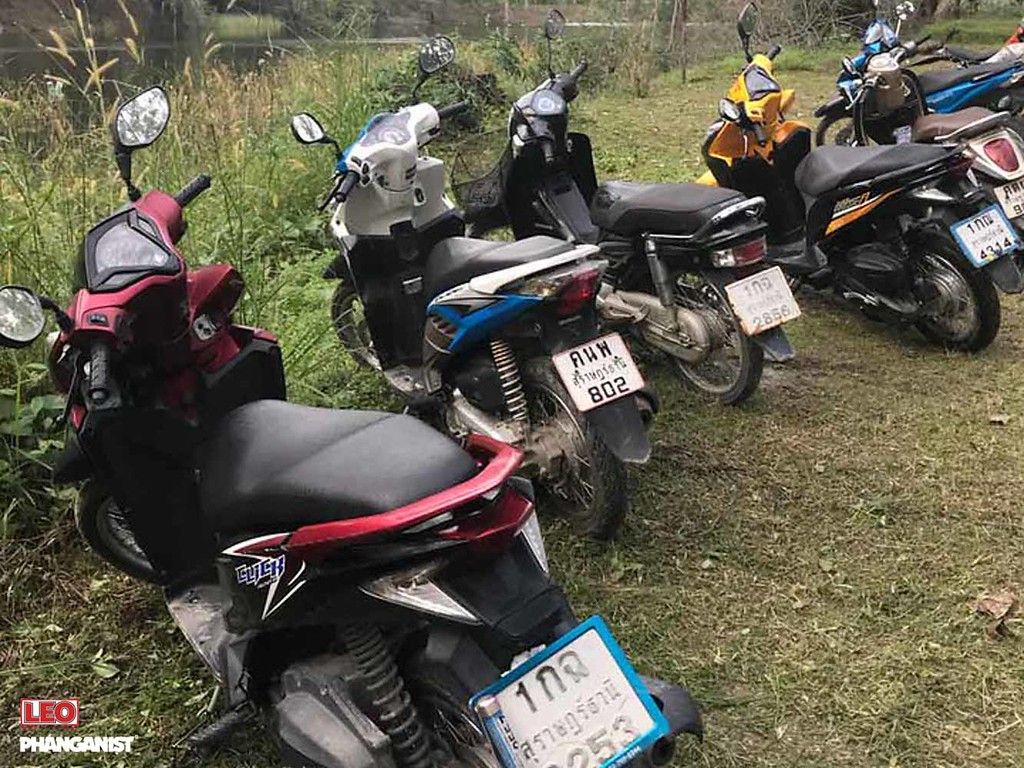 How to avoid scooter scams in Thailand | Koh Phangan Online
