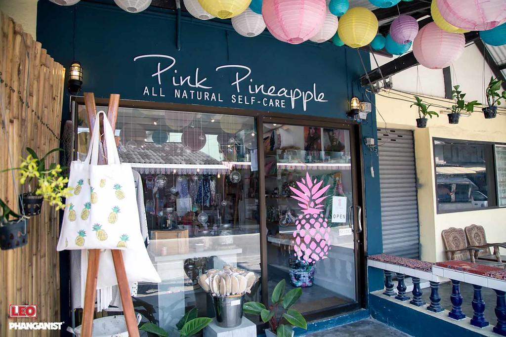 Pink Pineapple Koh Phangan