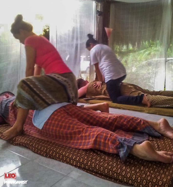 Thai Massage Koh Phangan Happy Ending