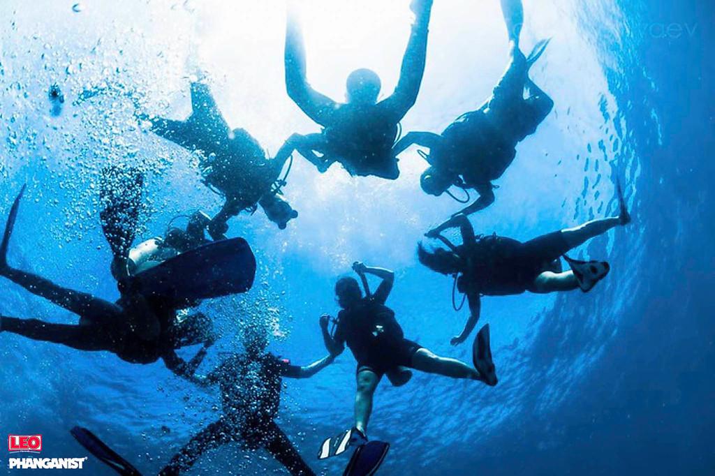 Diving Koh Phangan