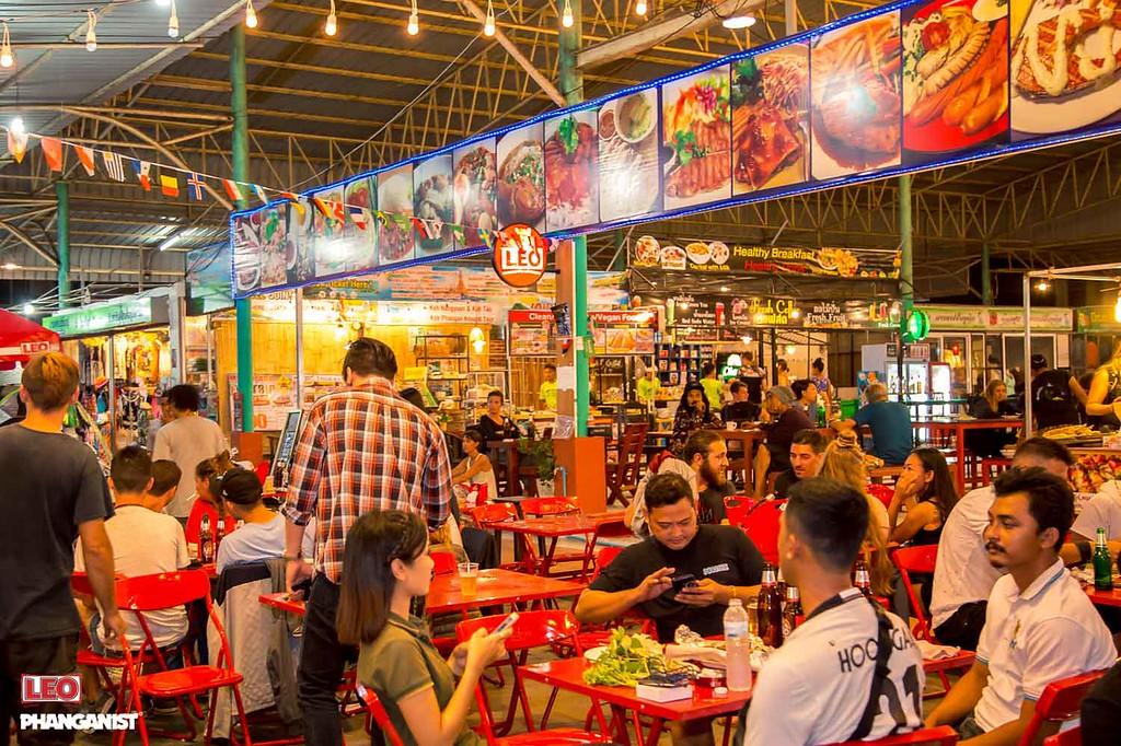 Phangan Food Court