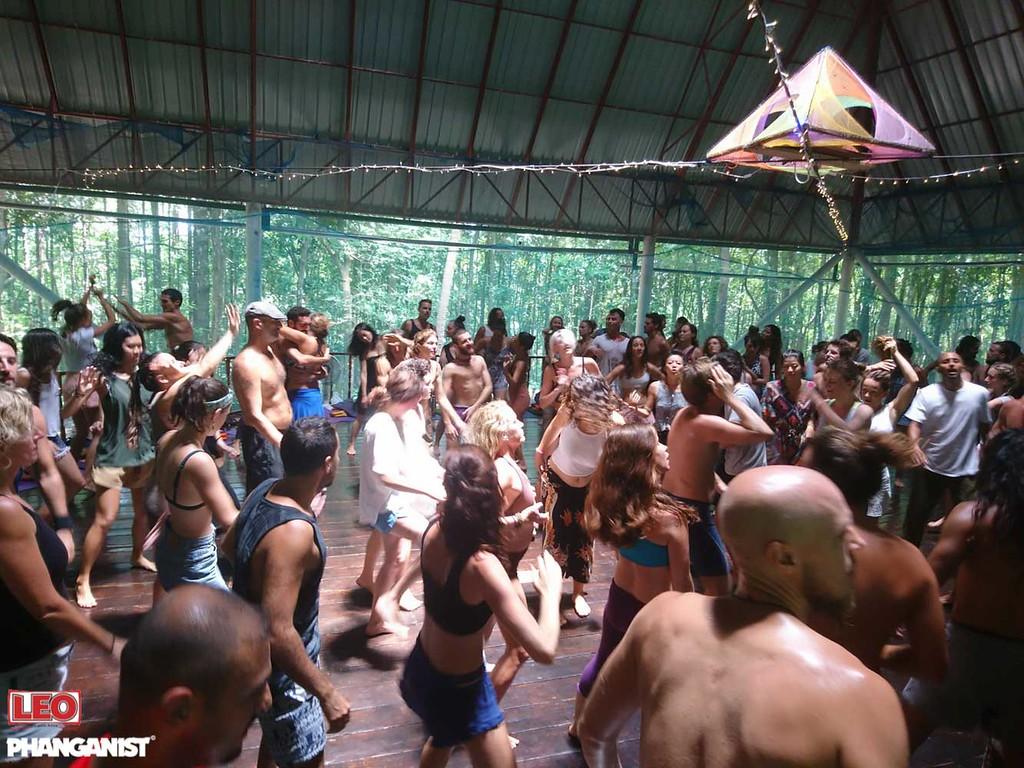 Ecstatic Dance Koh Phangan