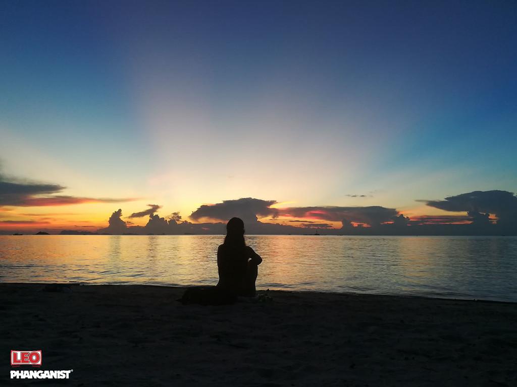 Koh Phangan Sunset