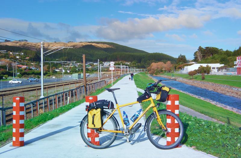 New Porirua to Linden Shared Walk-Cycle Way May 2016